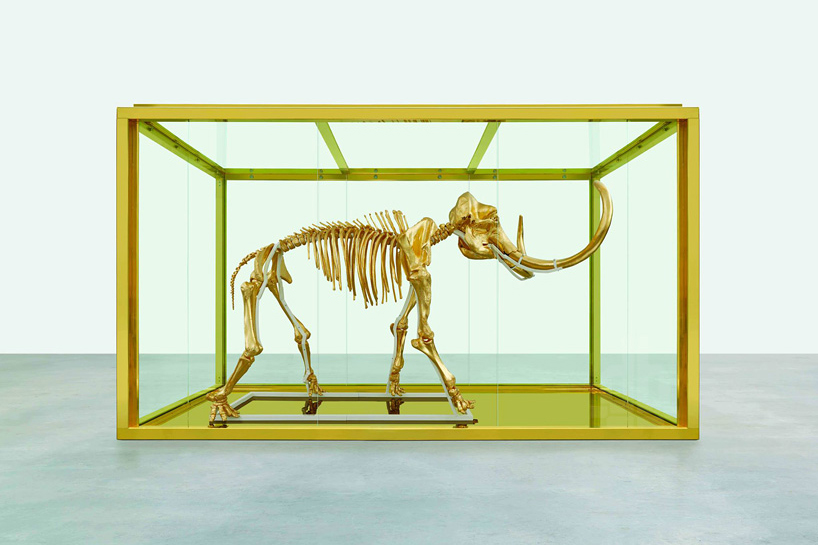 "Damien Hirst Returns to ""Natural History"" with 'Gone But Not Forgotten'"