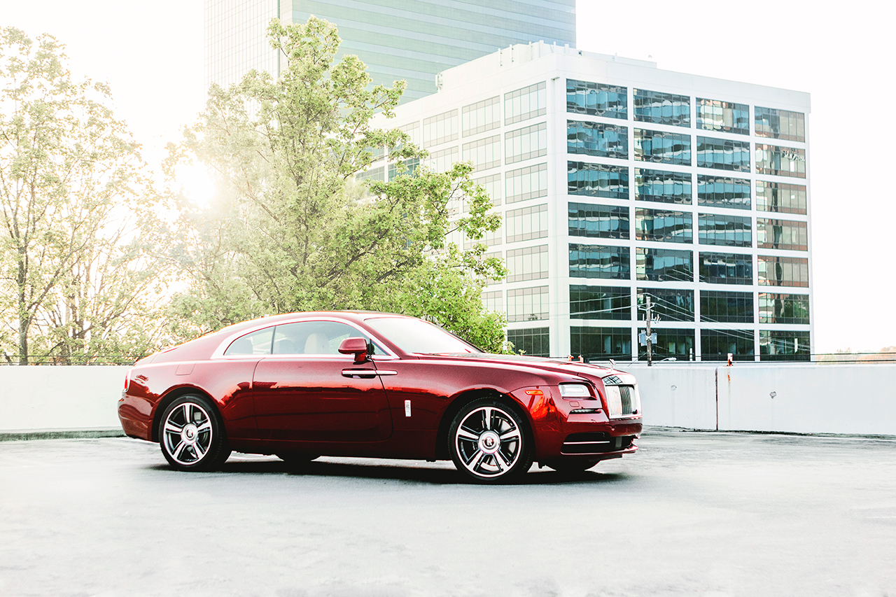 Daniel Woodfield Offers a Closer Look at the 2014 Rolls-Royce Wraith