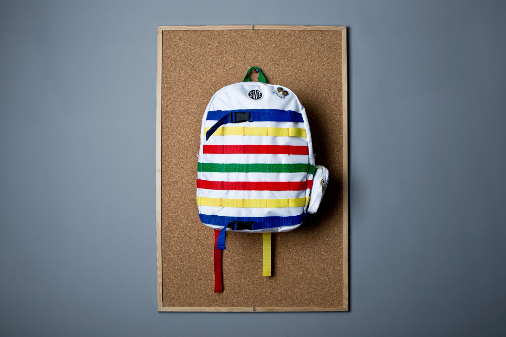 Dee and Ricky 2014 Spring/Summer Backpacks