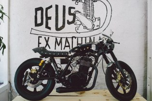 Deus Ex Machina 2014 Summer Pop Up Store