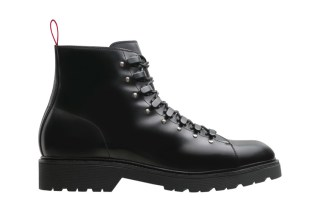 Dior Homme 2014 Fall Alps Boots