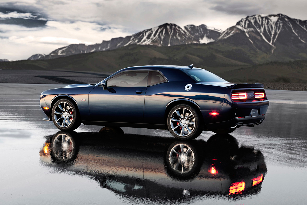 Dodge Unveils the 2015 Challenger SRT Hellcat