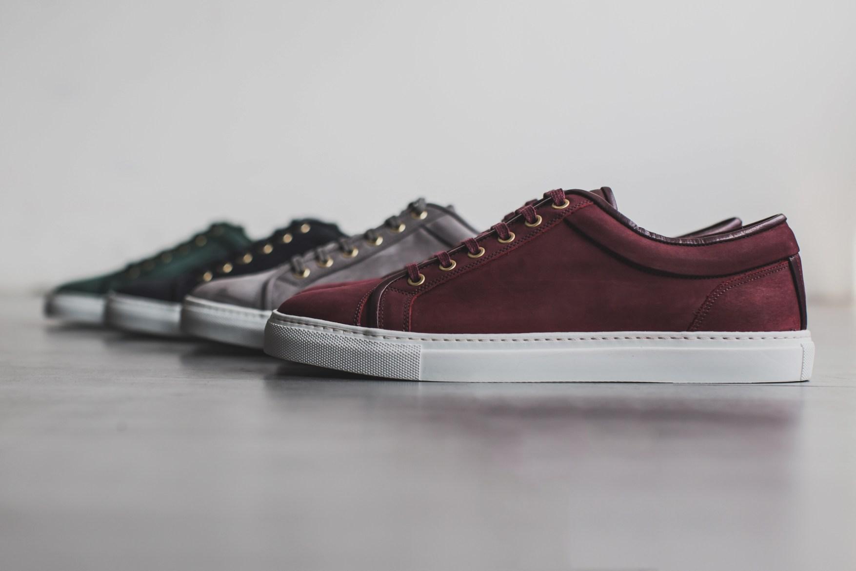 ETQ 2014 Spring/Summer Footwear Collection