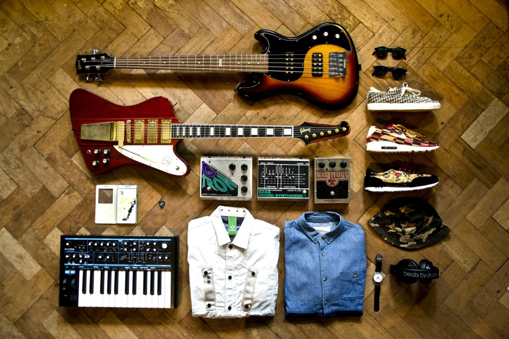 Essentials: Amir Amor of Rudimental