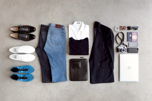 Essentials: Gary Edgley of Paige Denim