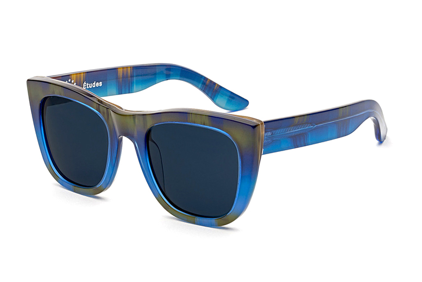 etudes x super 2014 spring summer sunglasses collection