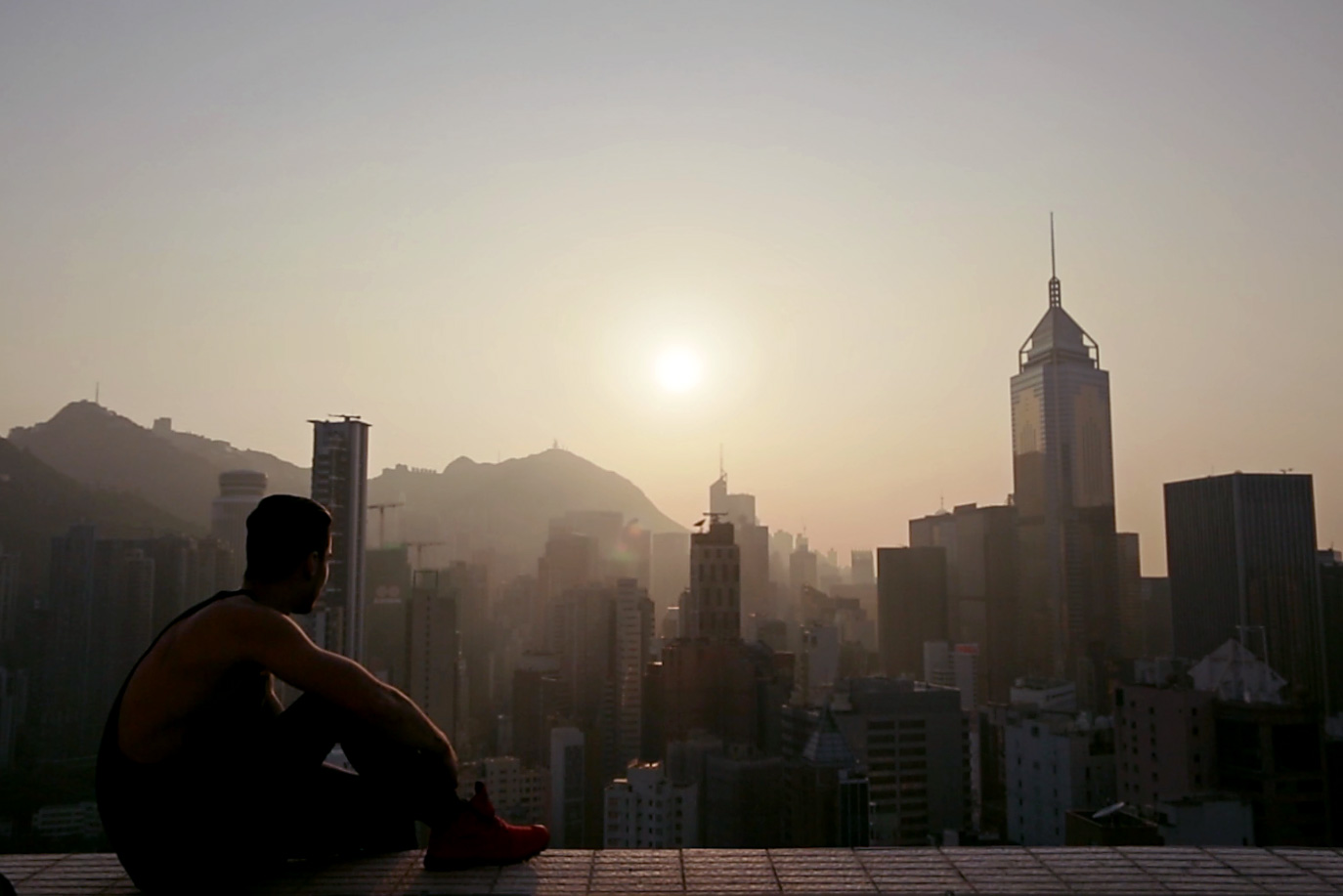 Exploring Hong Kong with Palladium Boots