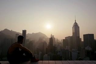 Exploring Hong Kong with Palladium Boots