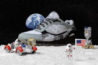 "Extra Butter x Saucony Shadow 6000 ""Moon Walker"""