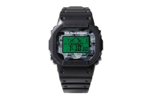 F.C.R.B. x Casio G-Shock DW-5600