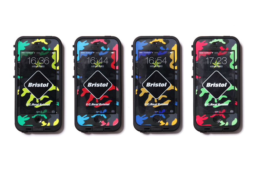 F.C.R.B. x LifeProof frē for iPhone 5/5s Cases