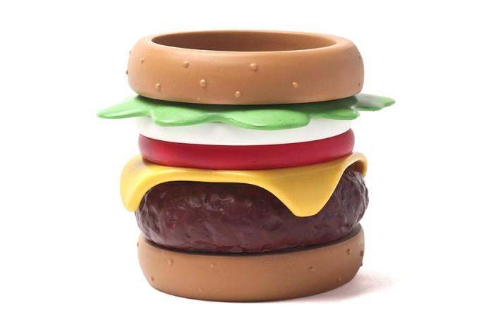 FACETASM Burger Bangle