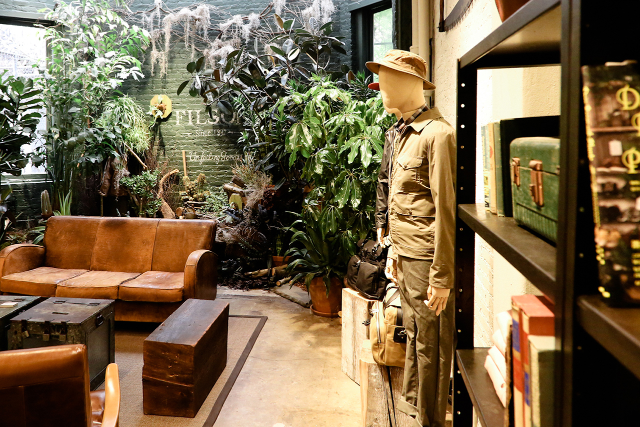 Filson NYC Store Opening