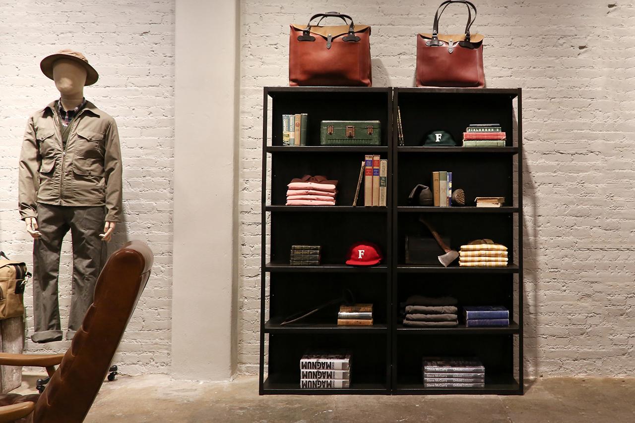 Filson NYC Store Opening