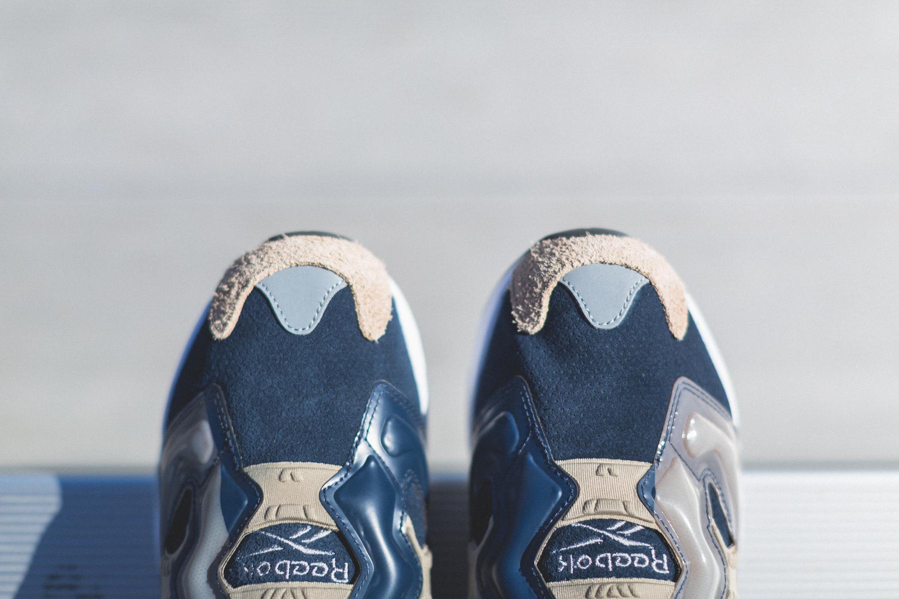 Footpatrol x Reebok Instapump Fury 20th Anniversary