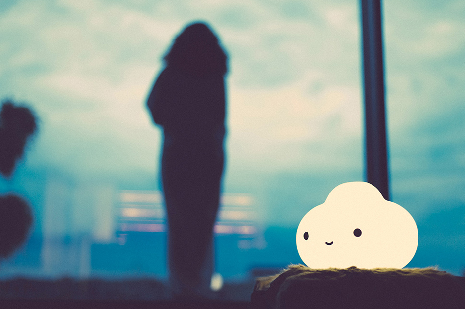 "FriendsWithYou x PK SHOP x Case Studyo ""Little Cloud"" Lamp"