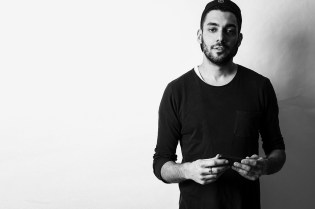 Aitor Throup Joins G-Star RAW as Creative Consultant