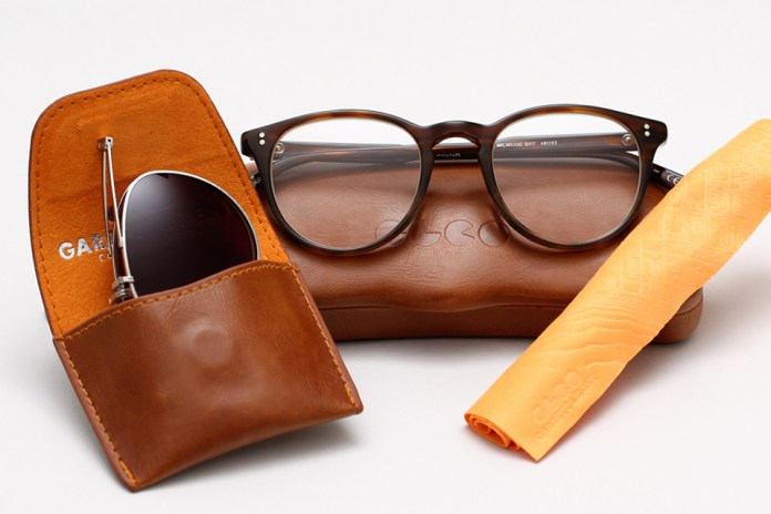 Garrett Leight California Optical 2014 Spring/Summer Collection