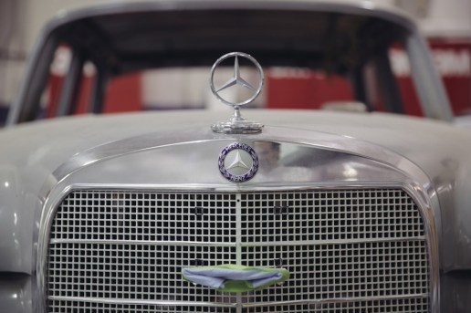 Gear Patrol Explores the Mercedes-Benz Classics Center