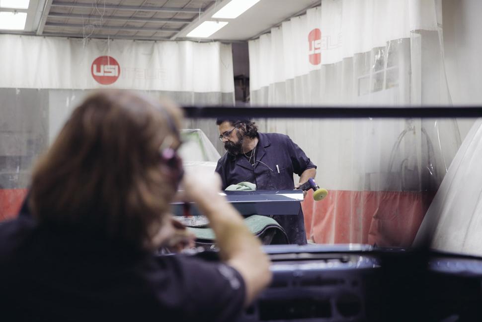 gear patrol explores the mercedes benz classics center