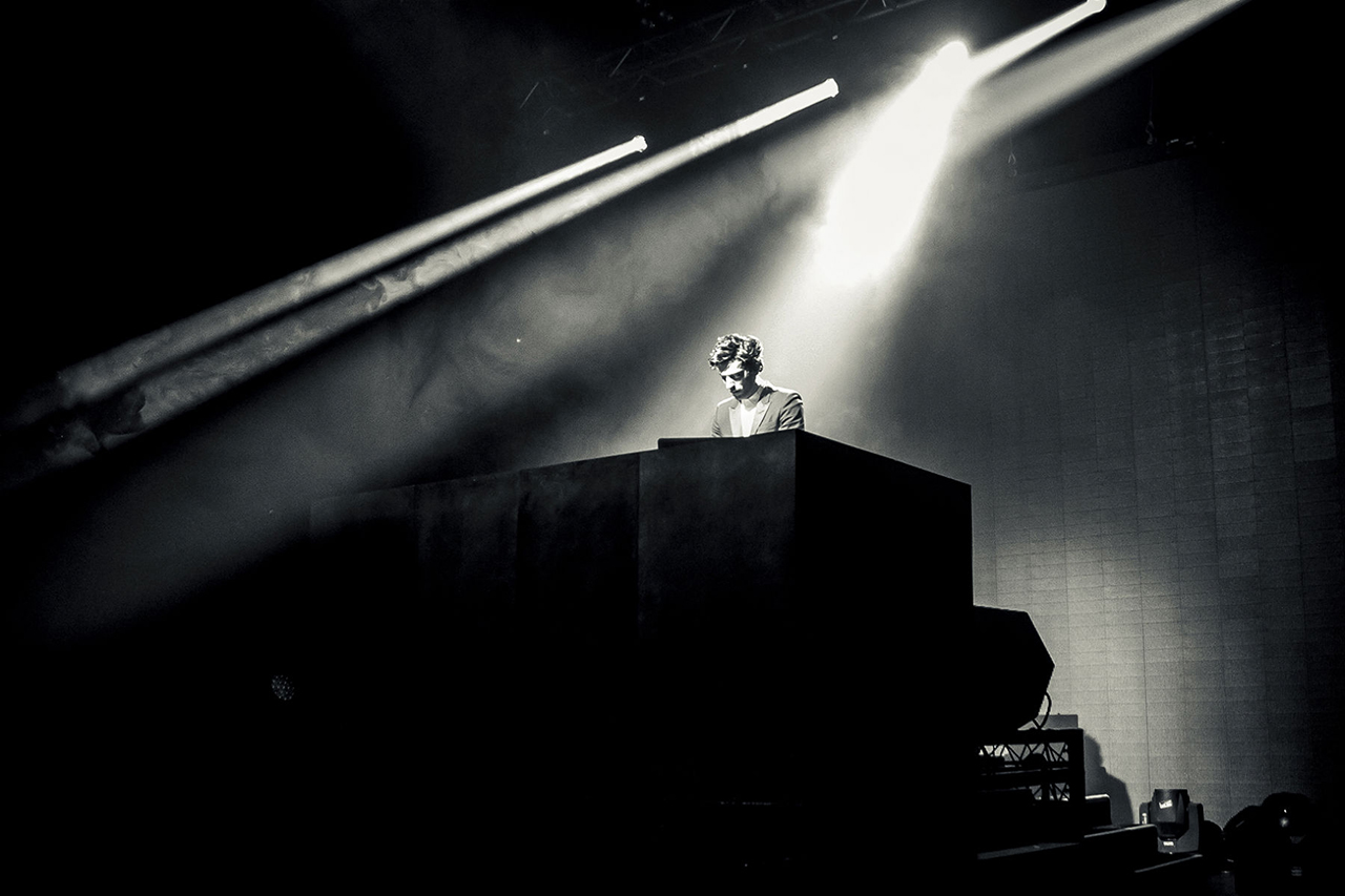 Gesaffelstein at The Fonda Theatre in Los Angeles