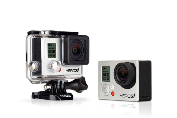 GoPro Files for $100 Million USD IPO