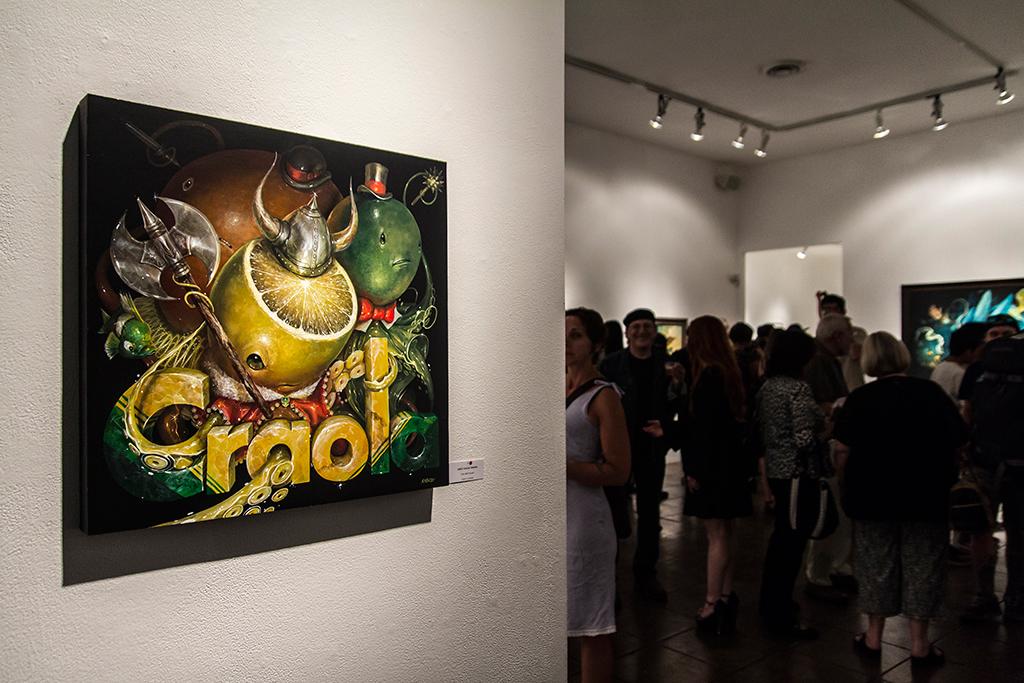 greg craola simkins good knight merry karnowsky gallery recap
