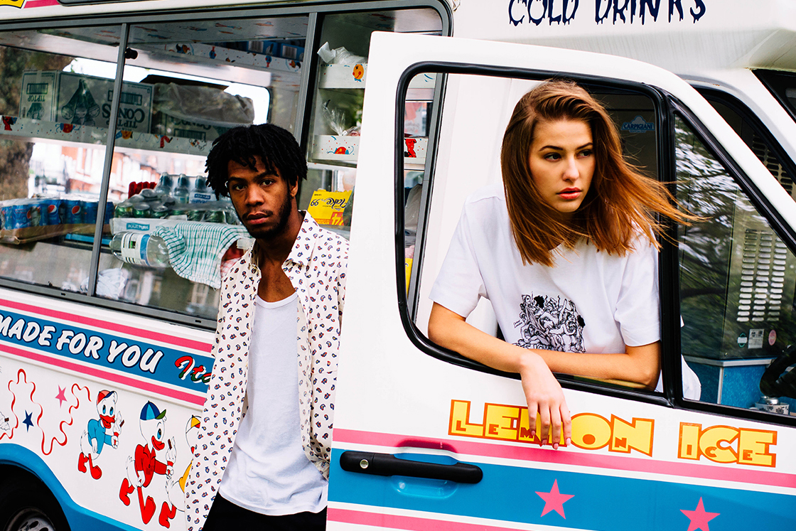 "Grind London 2014 Spring/Summer ""Classic Summer Cuts"" Lookbook"