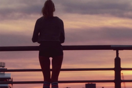 "Guy Aroch Takes an Abstracted Look at the Thigh Gap Obsession in ""The Magic Gap"""