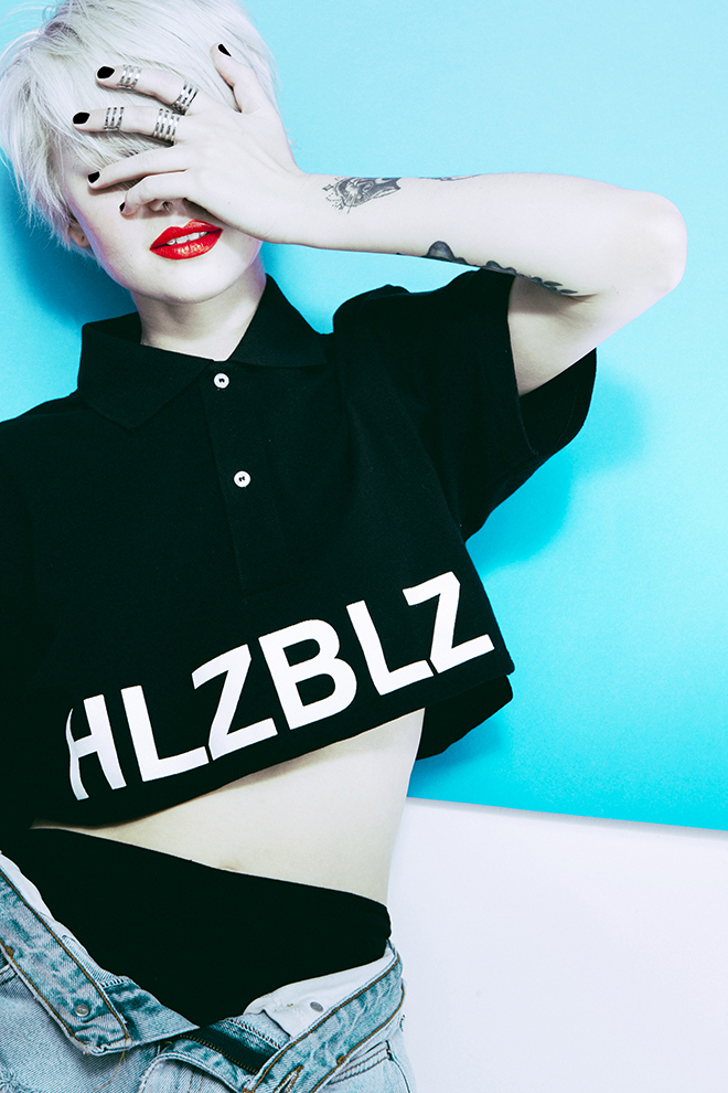 Hellz Bellz 2014 Spring/Summer Lookbook