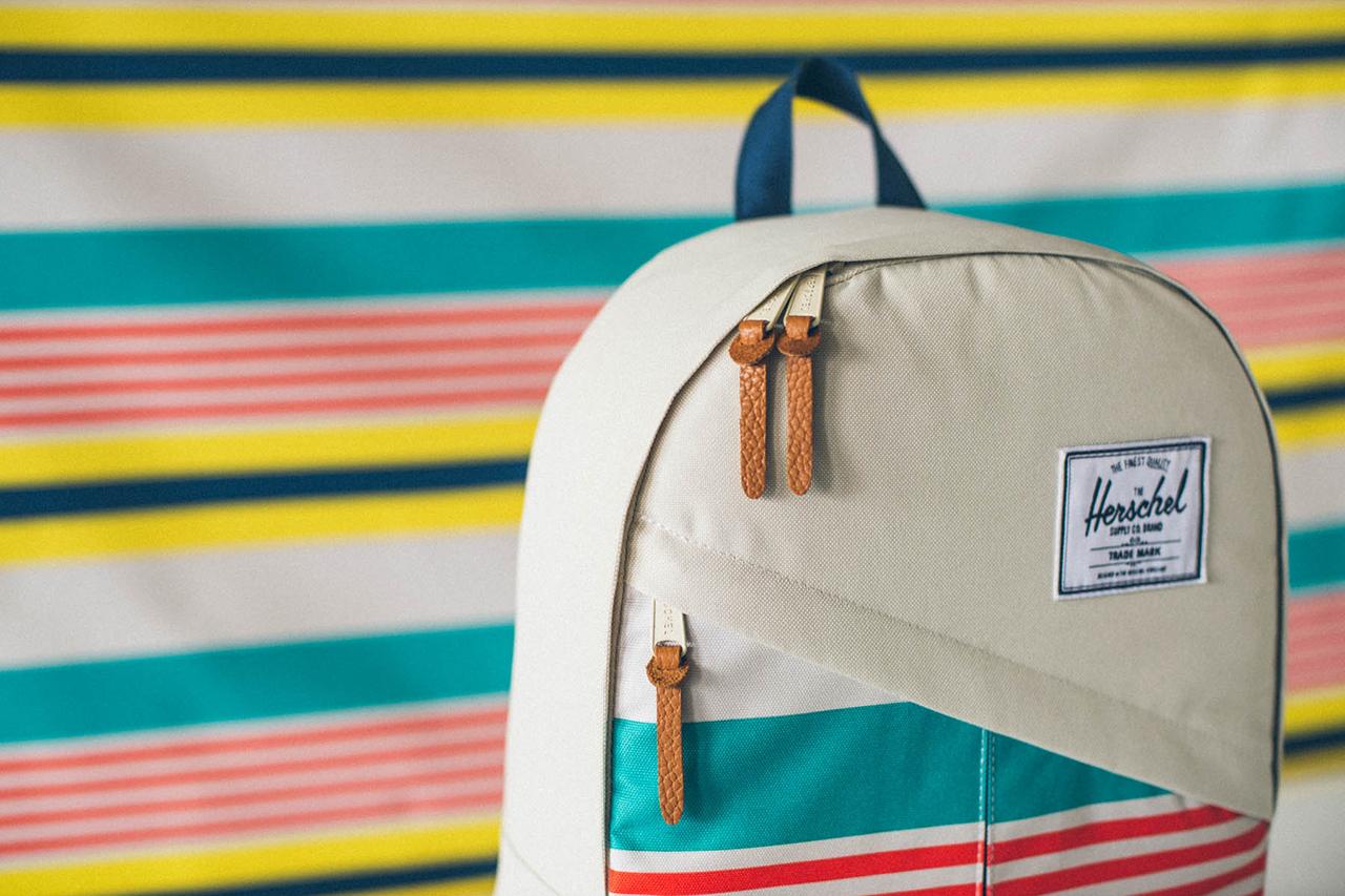 """Herschel Supply Co. 2014 Summer """"Malibu"""" Collection"""