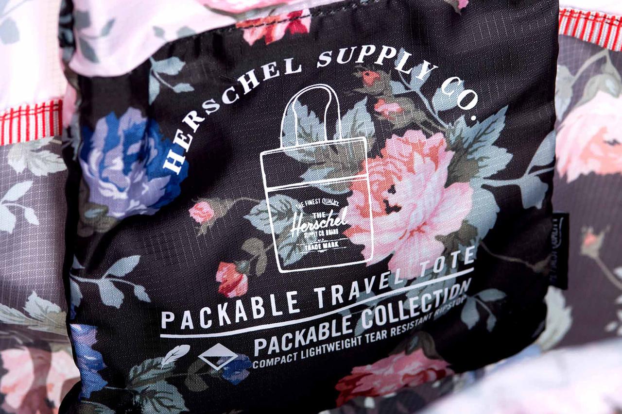 Herschel Supply Co. 2014 Summer Packable Collection
