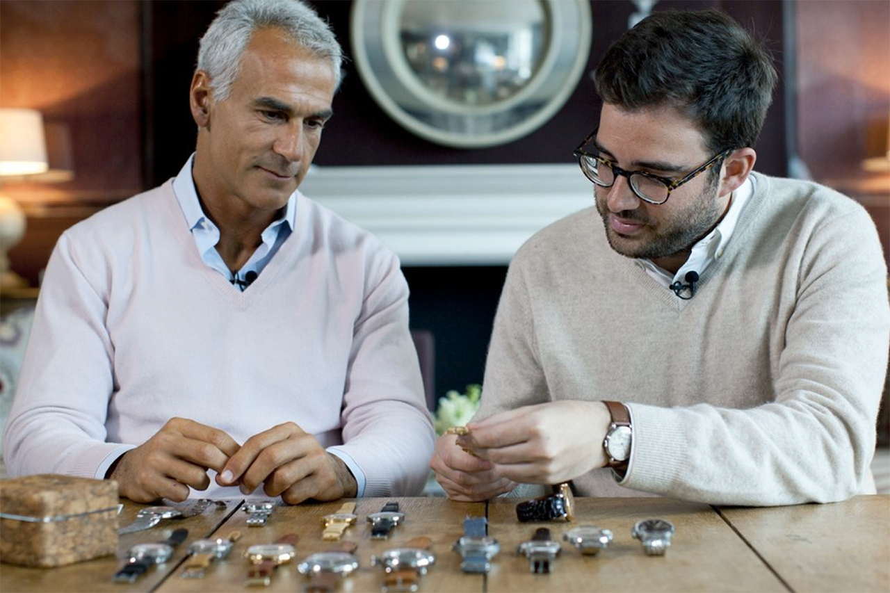 """HODINKEE Presents """"Talking Watches"""" with Alfredo Paramico"""