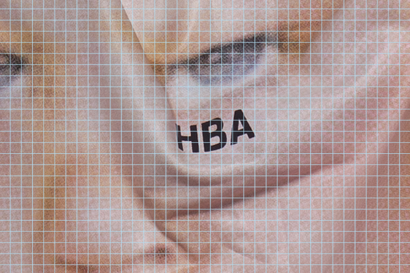 "Hood By Air 2014 Spring/Summer ""MORPHING_HBA"" Editorial"