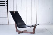 Hookl und Stool 2014 Armada High Armchair