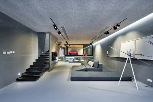 House in Sai Kung by Millimeter Interior Design