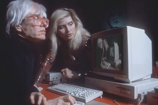 How Amiga Hackers Saved Andy Warhol's Priceless Digital Images