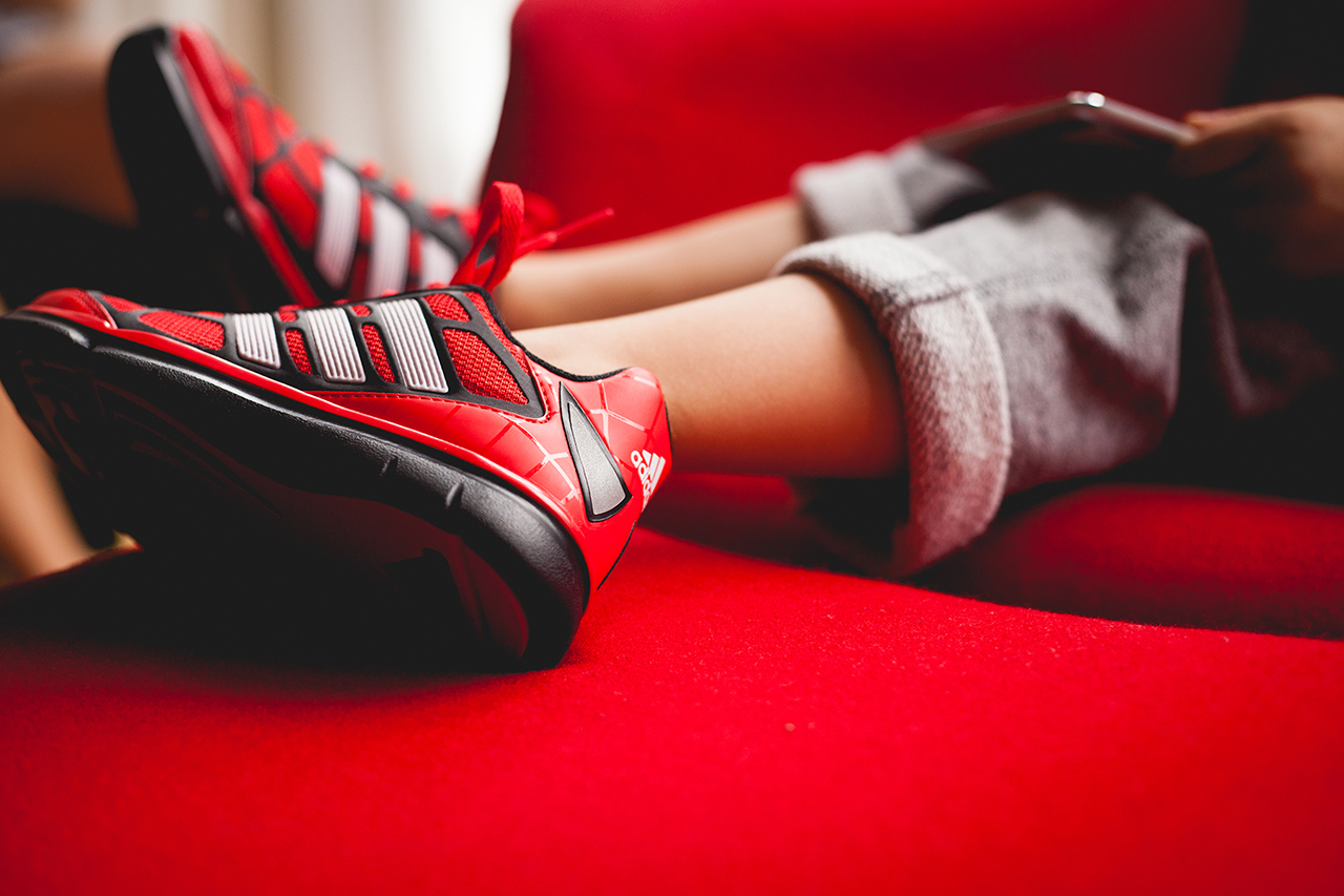 #hypebeastkids: The Amazing Spider-Man Meets adidas