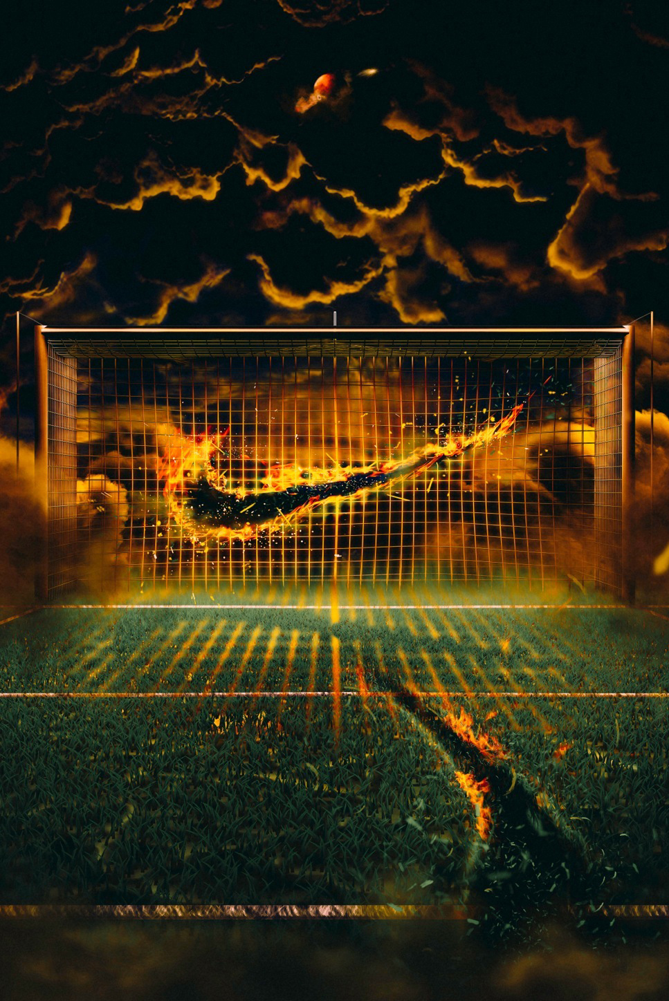 nike hypersense the art science of modern football artscience museum singapore