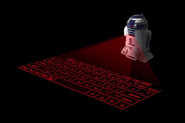 amadana imp. R2-D2 Virtual Keyboard
