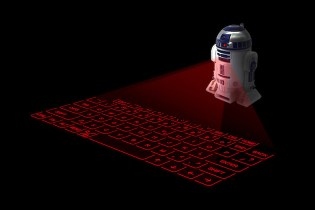 amadana imp. R2-D2 Virtual Keyboard
