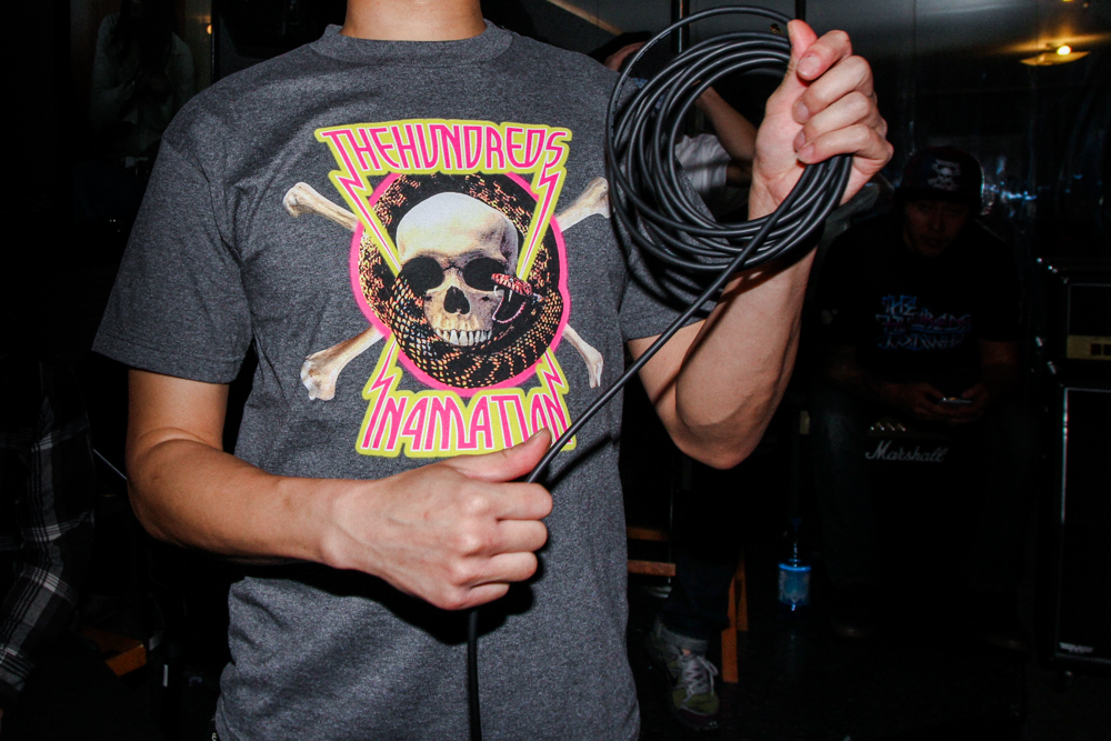 in4mation x the hundreds 2014 spring summer collection