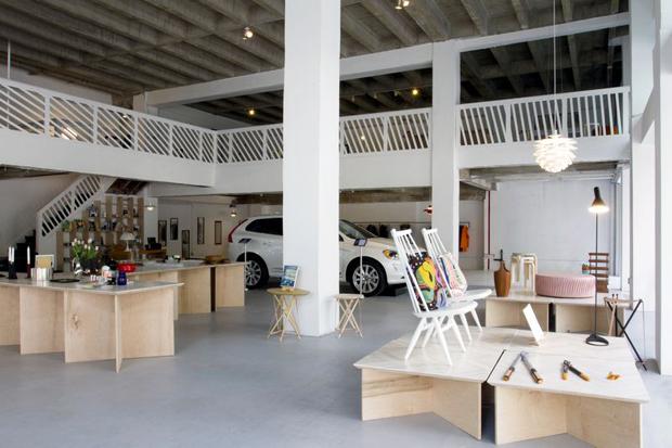 Inside Fredrik Carlström's AUSTERE: A Los Angeles Showroom for Scandinavian Design