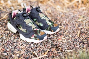 "INVINCIBLE x Reebok Instapump Fury 20th Anniversary ""Cattleya"""