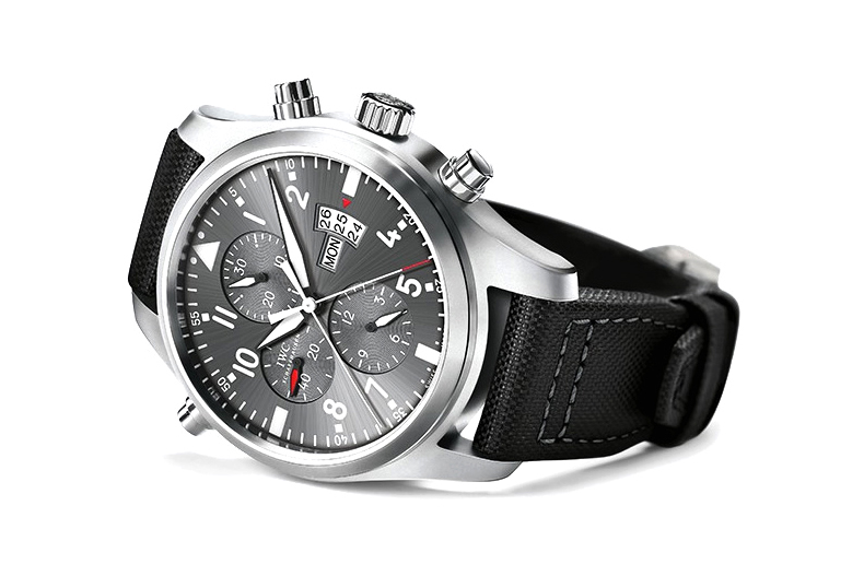 IWC Patrouille Suisse Jubilee Edition Chronograph
