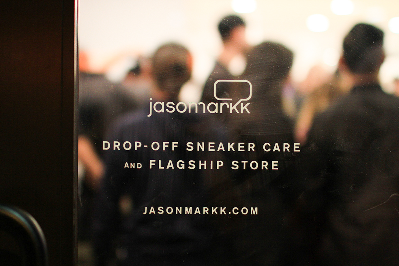 Jason Markk Opens the Doors to Its One-Stop Drop Off Sneaker Care and Flagship Store