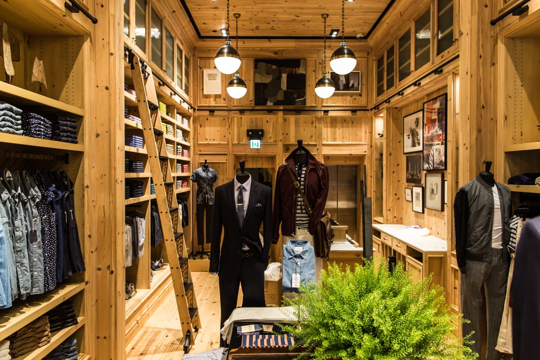 J.Crew Opens its First Menswear Store in Hong Kong