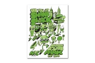 Jeremyville x Shake Shack T-shirt