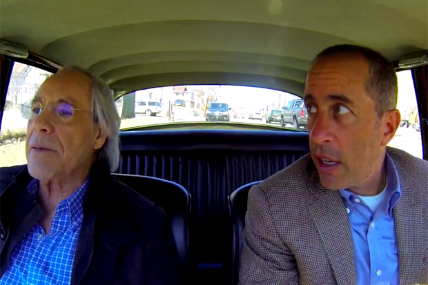 Jerry Seinfeld's Comedians in Cars Getting Coffee New Trailer
