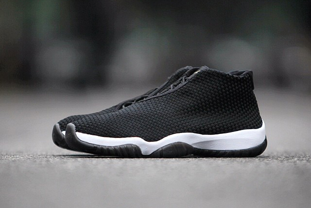 Air Jordan Future Black/Black-White